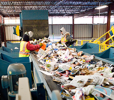 Processing Waste